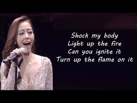 Jane Zhang – Work for it Lyrics