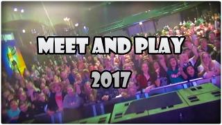 MEET AND PLAY VLOG - 29.01.17 - Balui, Rewi, Gtime, Petrit, Sarazar und Co.