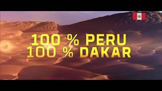 Dakar 2019: 100% Peru, 100% Dakar