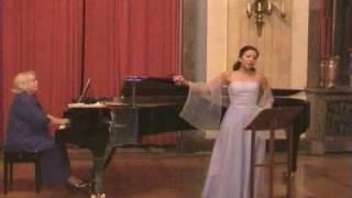 Aleksandra Stamenkovic  Vivaldi   Vieni o mio diletto