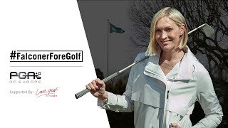#FalconerForeGolf Project Launches With Jenni Falconer