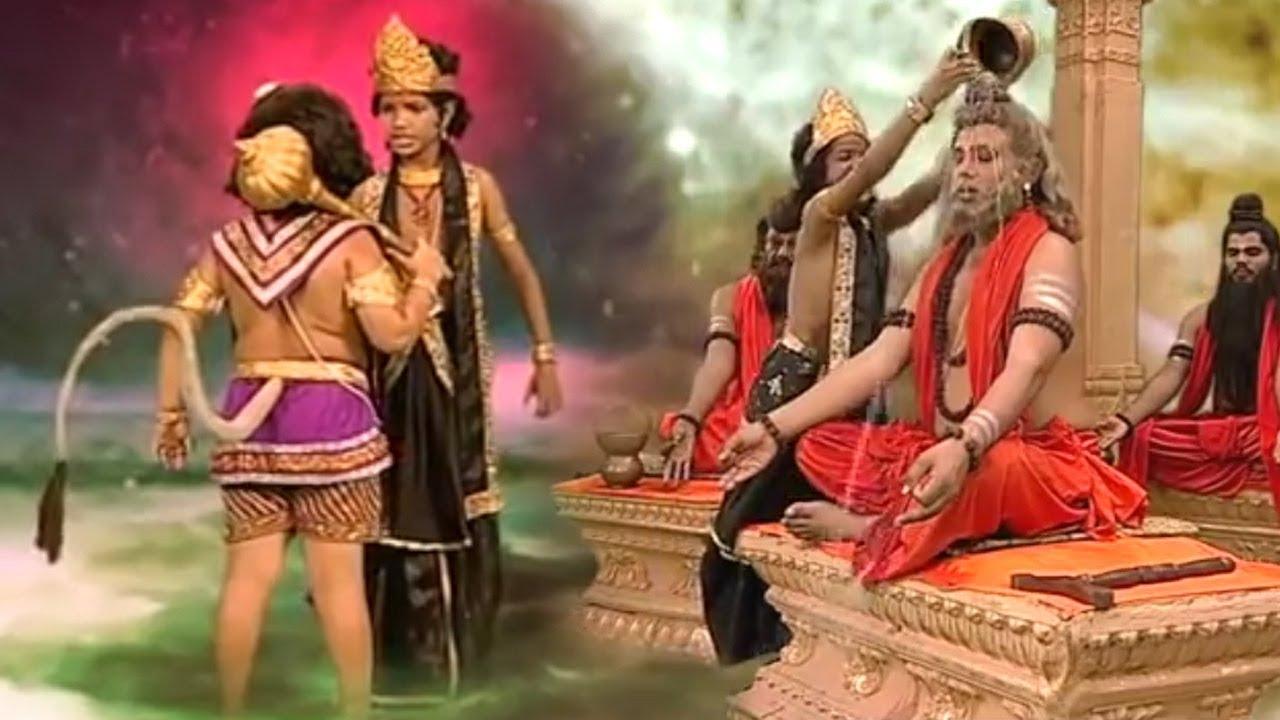 हट जाओ सामने से हनुमान अभी शनि की शक्ति देखी नहीं है तुमने | Bhakti Video