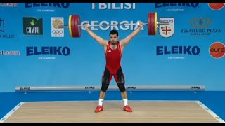 Tigran Martirosyan@` Evropayi eraki champion