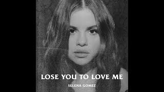 Lose You To Love Me (Audio) - Selena Gomez