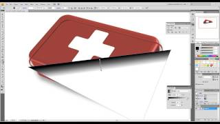 How to Create a Stylized First Aid Icon - Screencast