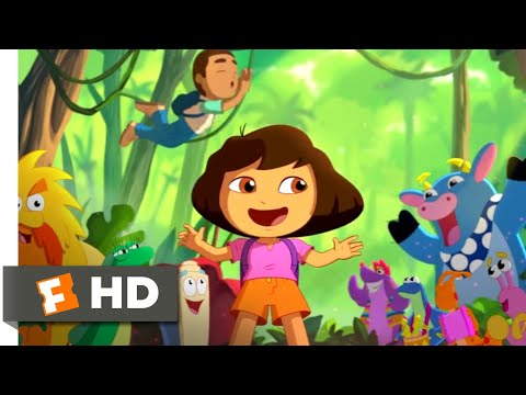 Popular Figures From Dora the Explorer