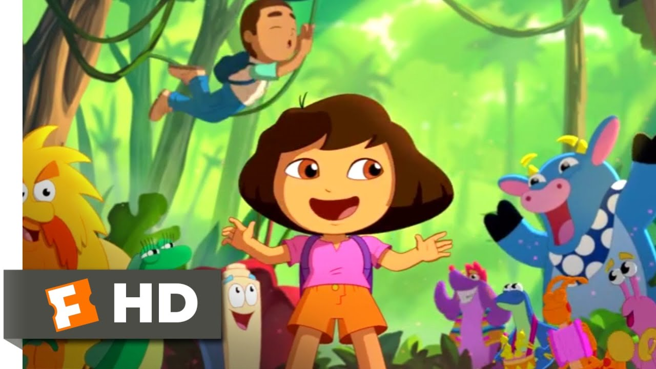 Download Dora and the Lost City of Gold (2019) - Spore Field Scene (4/10) | Movieclips