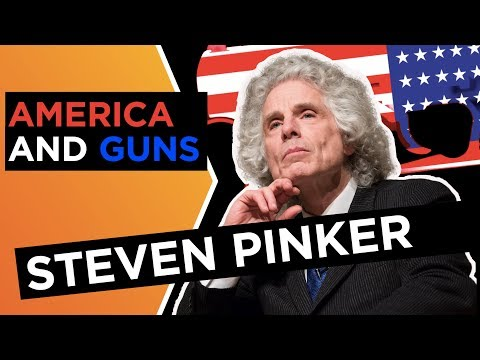 Steven Pinker: Are guns to blame for America's homicide rate?