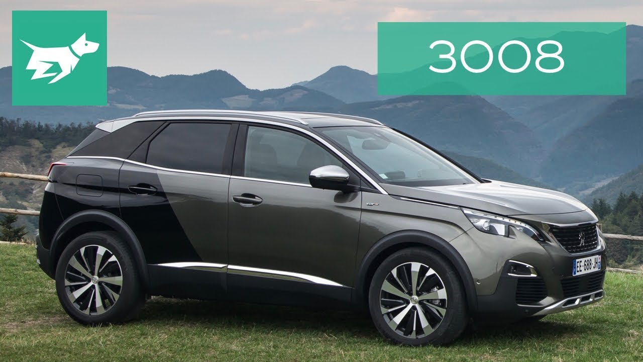 2018 Peugeot 3008 Review: First Australian Drive - Chasing Cars