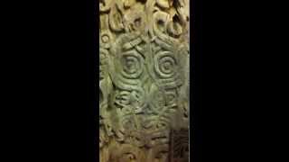 Aquarius Arteffects: Carved Door From Borneo