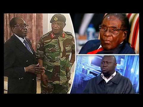 Zimbabwe coup 'It's an END GAME for Mugabe' Ageing despot on notice as vultures circle