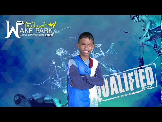 Nattarut Teppat - Boys Under 13 yo Wakeboard
