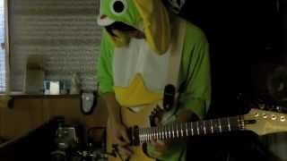 Repeat youtube video Cry Thunder cover (Dragon Force)