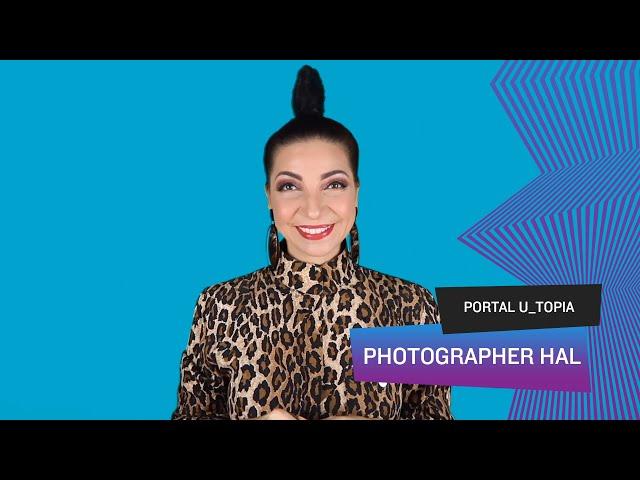 Portal U_topia - Photographer Hal, retratos de casais embalados a vácuo