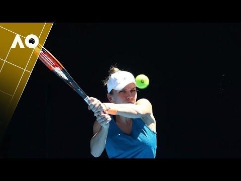 Halep among first arrivals for Australian Open - Australian Open 2017