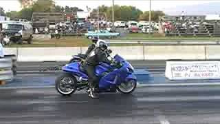 Hayabusa 330 first drag day