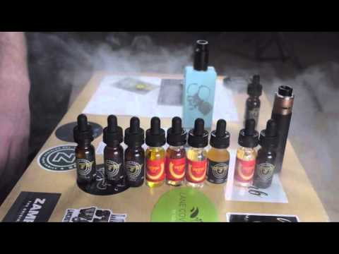 JET FUEL E-Liquid REVIEW with RLVT VAPING