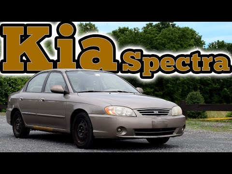 2003 Kia Spectra: Regular Car Reviews