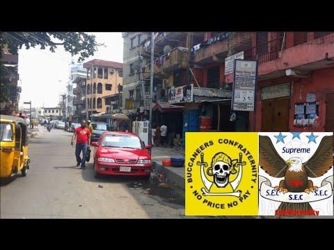 Cult War Between Buccaneer and Eiye in Lagos Island, Things Might Get Ugly