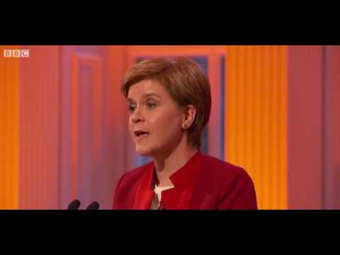Nicola Sturgeon Referendum Promise