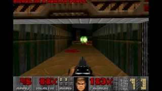 Original Doom Gameplay [Nightmare Difficulty]