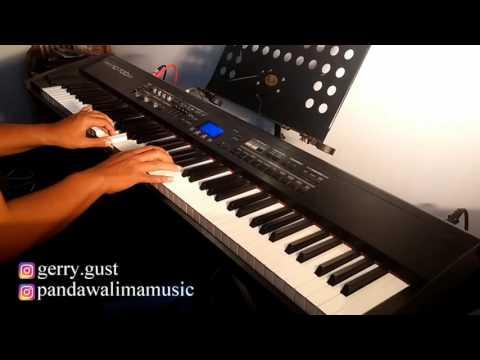 Gerry Gustaman - Hingga Akhir Waktu (Piano Cover)