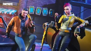 Fortnite New skins. Maverick,shade,clutch axe