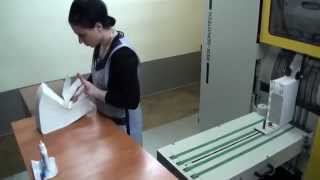 Бумажный пакет для хлеба с окошком. Бумажный пакет с окном. Упаковка для фаст фуда(Бумажный пакет с окном. Создан patex.ru., 2015-02-04T12:41:00.000Z)