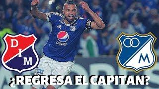 ¿Andres Cadavid Ex Capitan De Millonarios Podria Volver Al Futbol Colombiano? 😱😱