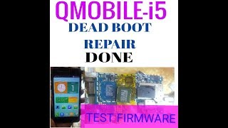 How To Recover Qmobile Dead Boot