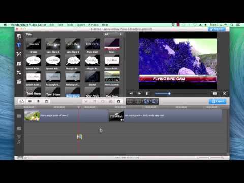 Easiest Apple Video Editing Software 2018