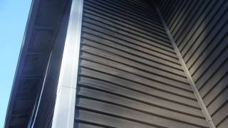 Seattle Home Inspector Explains Melted Vinyl Siding   (425)207-3688   CALL US