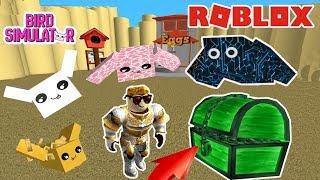 *NEW GAME* | Bird Simulator Roblox! 🐤
