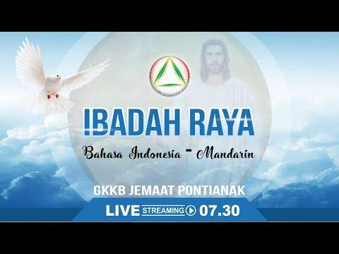 Ibadah Raya GKKB Pontianak 31 Mei 2020