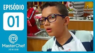 MASTERCHEF JUNIOR BRASIL | EP 1 | TEMP 01