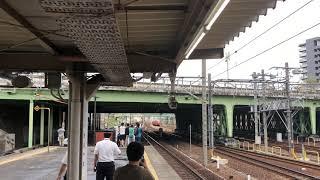 【入線時警笛注意!】愛知DC臨時列車
