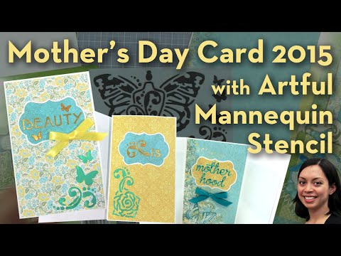 Mother's Day Card - Simply Ann