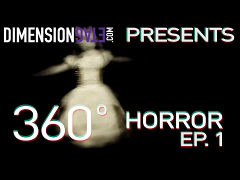 "360° Horror Series (Ep.1) - ""3:00AM"" - 360° VIEWING ON iOS/ANDROID  APP & CHROME DESKTOP"