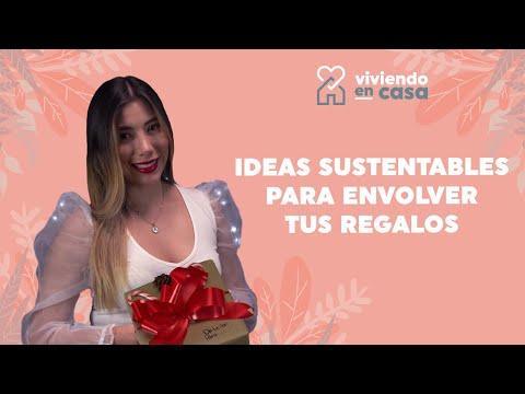 Ideas originales y sustentables para envolver tus regalos esta Navidad