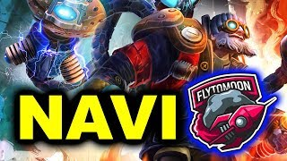 NAVI vs FlyToMoon - GRAND FINAL CIS -  WESG 2019 DOTA 2