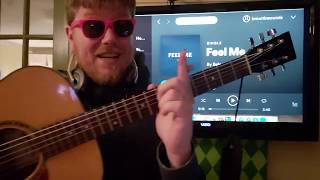 "Guitar lesson: feel me- selena gomez this is an easy tutorial for the song ""feel me"" by in video i'm going to show you how play g..."