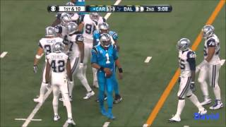 Carolina Panthers 2015-2016 Regular Season Highlights