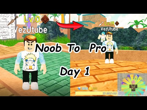 Download Noob to Pro Day 1!(All star Tower Defense)