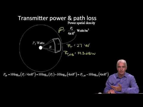 4.2 - Path loss and dB review