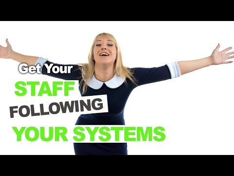 Commercial Cleaning Systems That Your Employees Will Actually Follow