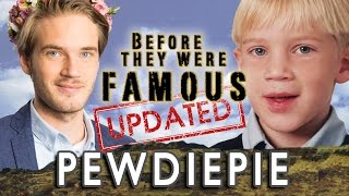 PEWDIEPIE - Before They Were Famous - Azzyland