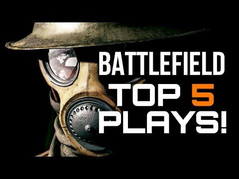 BATTLEFIELD TOP PLAYS - EPISODE #4 - Killstreaks, Objective Plays, Sick Sniping