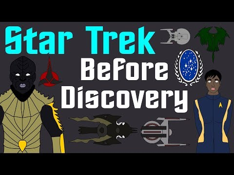 Star Trek: Before Discovery (Ep.1 and 2 Spoilers)