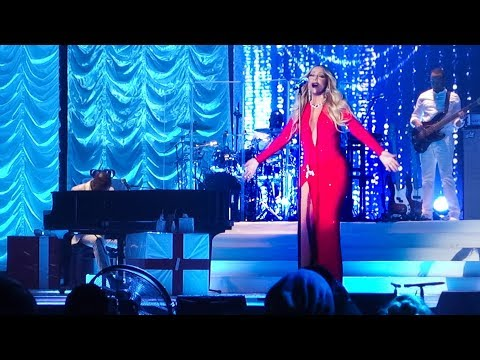 Mariah Carey - We Belong Together Live @ AccorHotels Arena, Paris, 2017