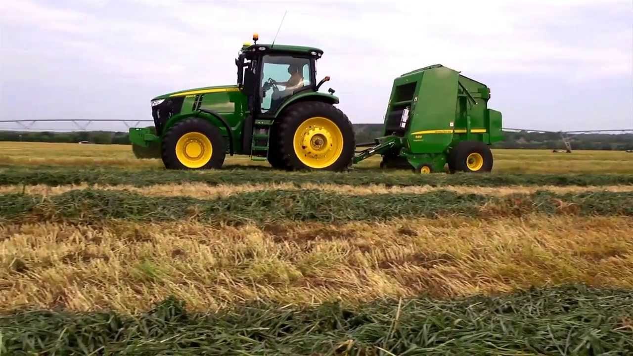 Introducing the 9 Series Balers